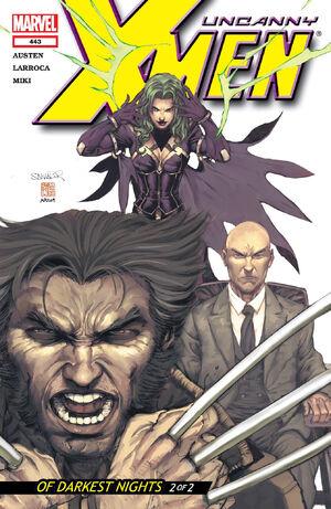 Uncanny X-Men Vol 1 443