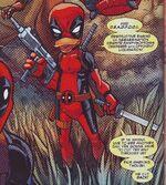 Wade Wilson (Earth-791021) from Deadpool Kills Deadpool Vol 1 3