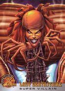 Yuriko Oyama (Earth-616) from X-Men (Trading Cards) 1996 Set 0001