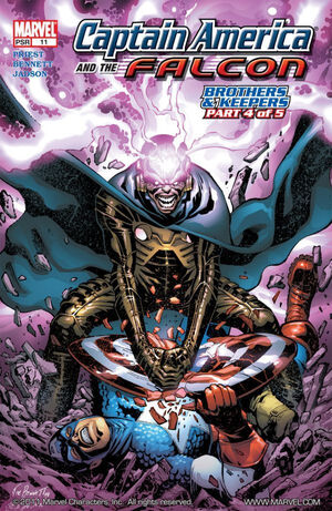 Captain America and the Falcon Vol 1 11
