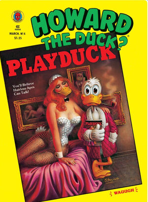 Howard the Duck Vol 2 4