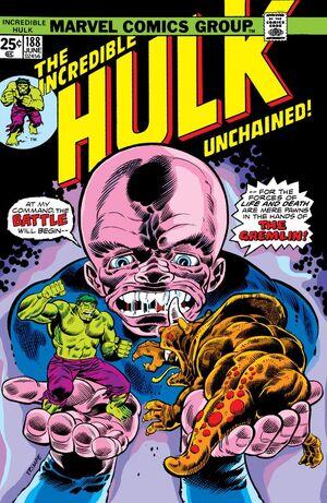 Incredible Hulk Vol 1 188