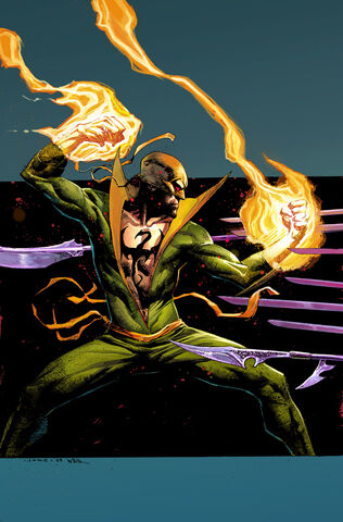 File:Iron Fist The Living Weapon Vol 1 3 Opeña Variant Textless.jpg