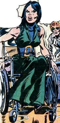 Rebecca Blake (Earth-616) Daredevil Vol 1 155