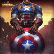 Steven Rogers (WWII) (Earth-TRN517) from Marvel Contest of Champions 002