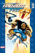 Ultimate Fantastic Four Vol 1 13
