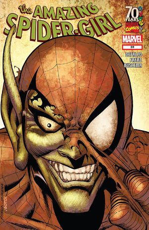 Amazing Spider-Girl Vol 1 28