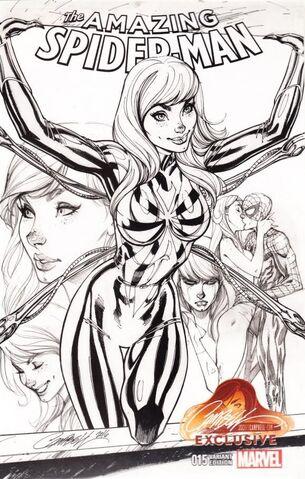 File:Amazing Spider-Man Vol 4 15 JSC Exclusive Black & White Variant.jpg