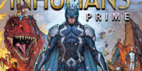 Inhumans Prime Vol 1