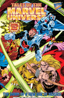 Tales of the Marvel Universe Vol 1 1