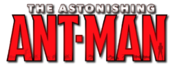 Astonishing Ant-Man (2015) logo