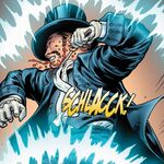 Jack the Ripper (Earth-75402) in Wisdom Vol 1 4