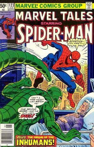 Marvel Tales Vol 2 123