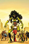 She-Hulk Vol 2 22 Textless Variant