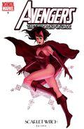 Avengers The Children's Crusade Vol 1 1 Women of Marvel Variant