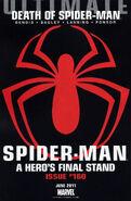 Death of Spider-Man Promo 0001