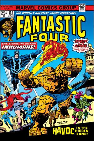 Fantastic Four Vol 1 159