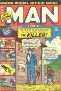 Man Comics Vol 1 7