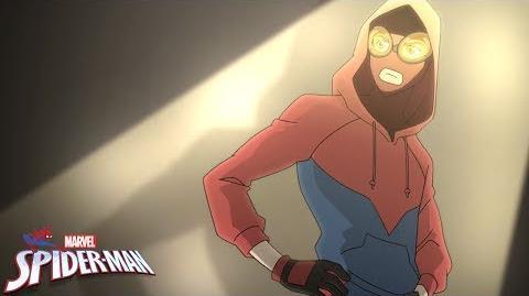 Origin 5 Marvel's Spider-Man Disney XD