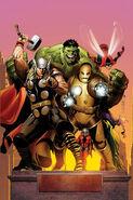 Avengers The Origin Vol 1 2 Larroca Variant Textless