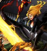 Barbara Morse (Earth-97161) from Avengers vs. Pet Avengers Vol 1 2 001