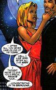 Iron Man Vol 3 1 page 15 Leah Sheffield (Earth-616)
