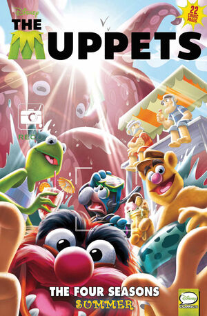 Muppets Vol 1 2 Textless