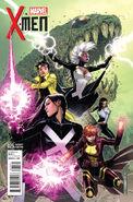 X-Men Vol 4 25 Cheung Variant