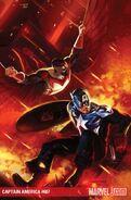 Captain America Vol 1 607 Textless