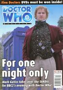 Doctor Who Magazine Vol 1 285