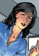 Betty Brant (Earth-1610) from Ultimate Comics Spider-Man Vol 1 16.1