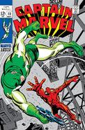 Captain Marvel Vol 1 13