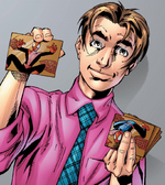 Peter Intro Spidey Vol 1 Issue 8