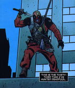 Wade Wilson (Earth-11080) from Marvel Universe Vs. The Punisher Vol 1 1 0001