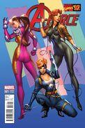 A-Force Vol 2 1 Marvel '92 Variant