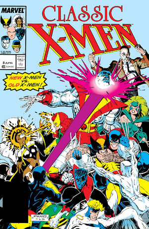 Classic X-Men Vol 1 8