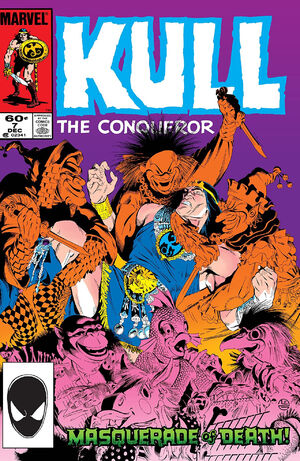 Kull the Conqueror Vol 3 7