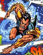 Namor McKenzie (Earth-9411) Spectacular Spider-Man (UK) Vol 1 152