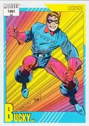 James Buchanan Barnes (Earth-616) from Marvel Universe Cards Series II 0001