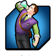 Norman Osborn (Earth-TRN562) from Marvel Avengers Academy 007