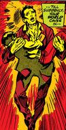Blackagar Boltagon (Earth-616) struck with amnesia from Amazing Adventures Vol 2 5