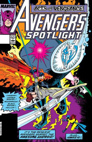 Avengers Spotlight Vol 1 27