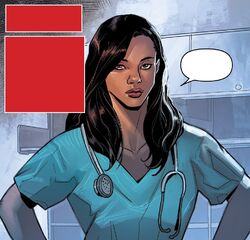 Claire Temple (Earth-616) from Captain America Sam Wilson Vol 1 4 001