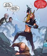 Illyana Rasputina (Earth-616) DarkChylde persona