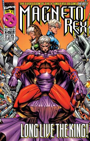 Magneto Rex Vol 1 1