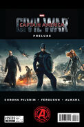 Marvel's Captain America Civil War Prelude Vol 1 3
