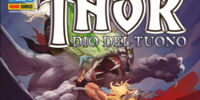 Thor Dio Del Tuono (Marvel Now)
