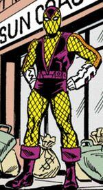 Herman Schultz (Earth-77013) Spider-Man Newspaper Strips