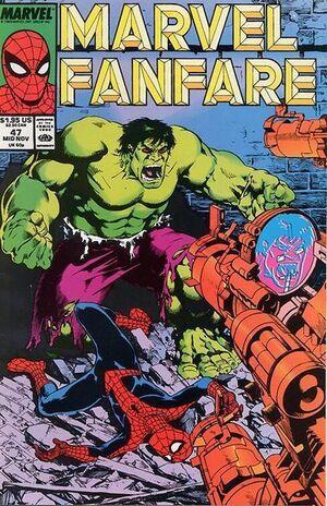 Marvel Fanfare Vol 1 47