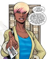 Rebecca London (Earth-616) from Peter Parker The Spectacular Spider-Man Vol 1 1 001